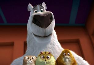 Nuevo tráiler de 'Norm of the North', animación sobre hielo para enero