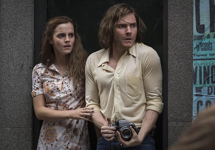 Colonia Emma Watson Daniel Brühl