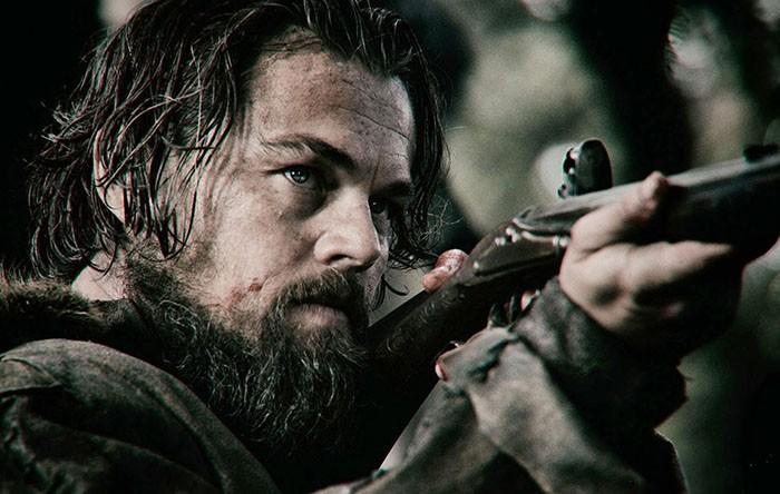 Leonardo DiCaprio El renacido