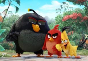 Los Angry Birds os desean... ¡Feliz Navidad!