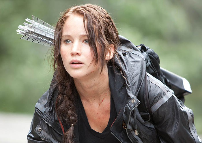 Jennifer Lawrence Katniss Everdeen