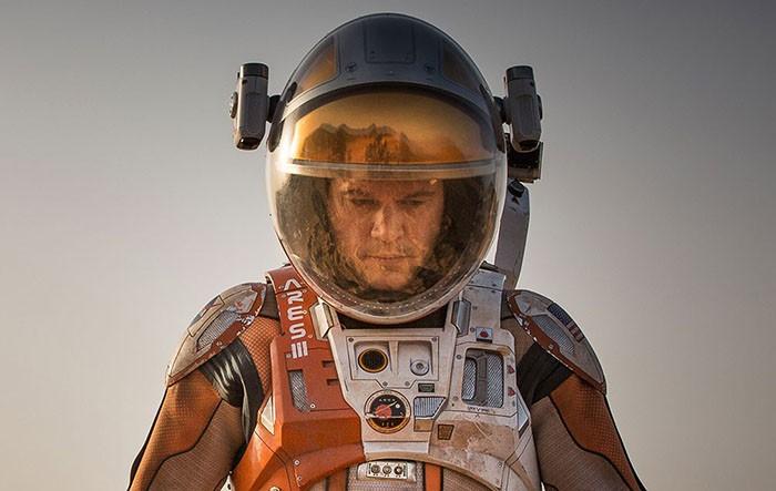 Marte The Martian