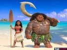 La nueva princesa Disney se llama Moana y luce así