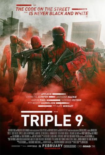 Triple9_poster