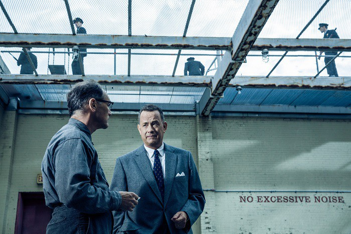 El puente de los espías: Spielberg y Hanks en la guerra fría