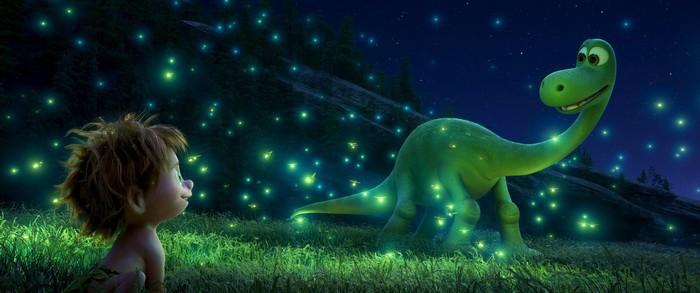 El viaje de Arlo: Disney para pequeños