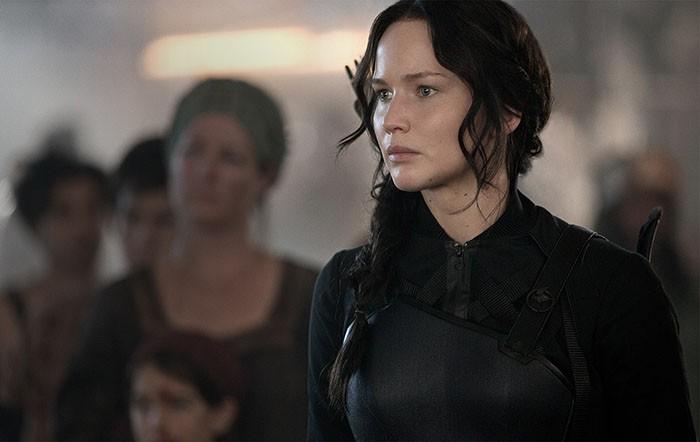 Los juegos del hambre Jennifer Lawrence