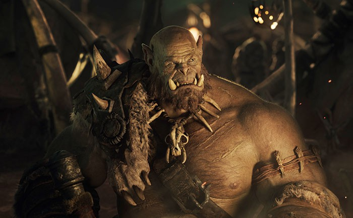 Warcraft orco