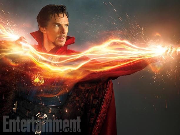 Benedict Cumberbatch Doctor Extraño