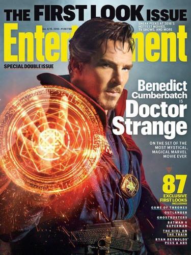 Benedict Cumberbatch Doctor Extraño 4