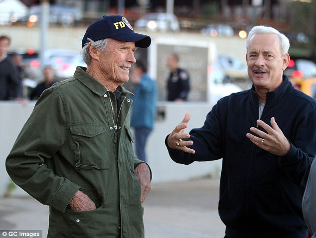 Clint Eastwood Tom Hanks Sully 3