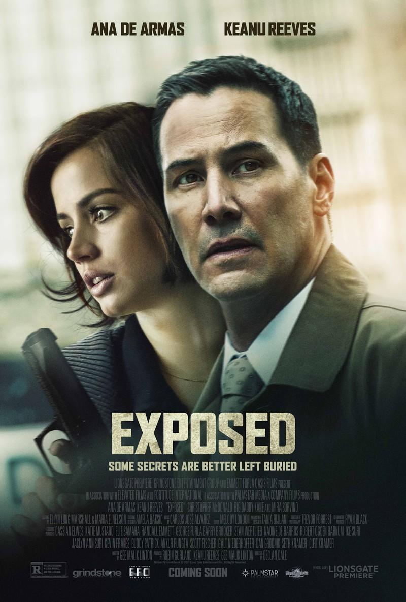 exposed_keanu_reeves_poster