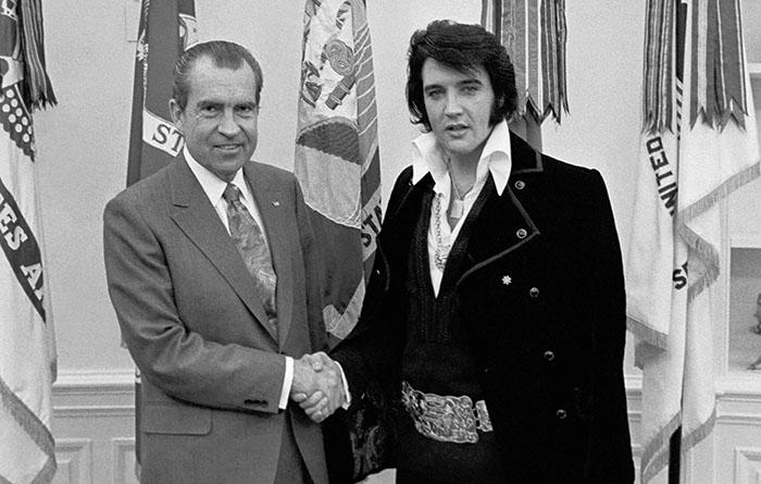 Elvis Presley Presidente Nixon