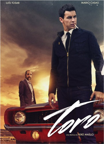 Toro póster