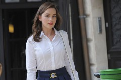 Primer tráiler y póster de 'Antes de ti', el drama romántico con Emilia Clarke y Sam Claflin