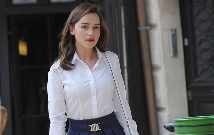 Emilia Clarke Antes de ti