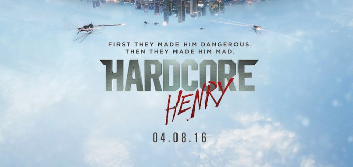 Hardcore Henry, tráiler de una película en primera persona que recuerda a un videojuego de acción