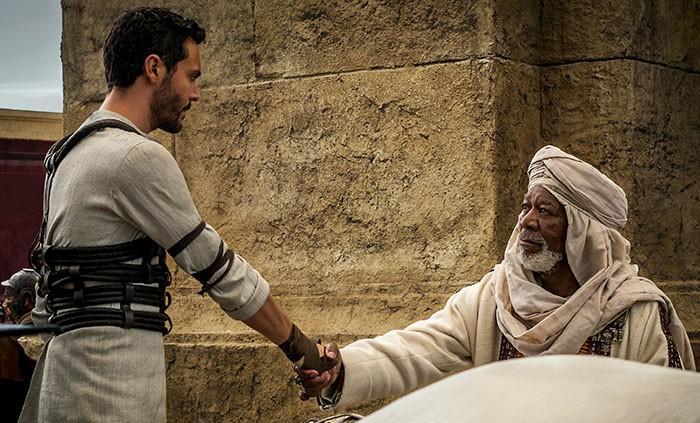 Ben-Hur Jack Huston Morgan Freeman