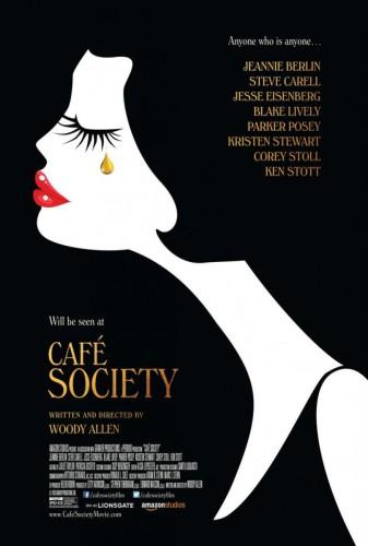 Café society póster