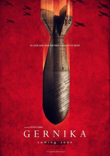 Gernika película póster