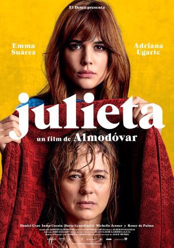 Julieta póster