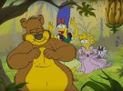 Los Simpson homenajean los clásicos Disney en su nueva introducción
