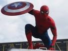 Primeras fotos de Tom Holland como el Hombre Araña en 'Spider-Man: Homecoming'