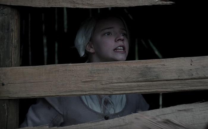 La bruja Anya Taylor-Joy