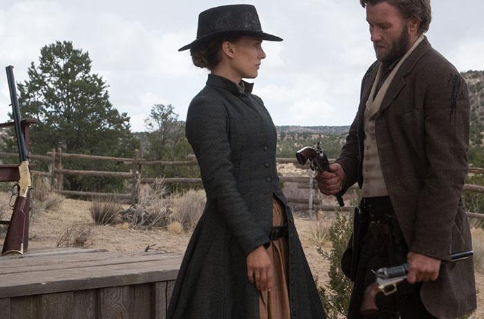 La venganza de Jane Joel Edgerton Natalie Portman