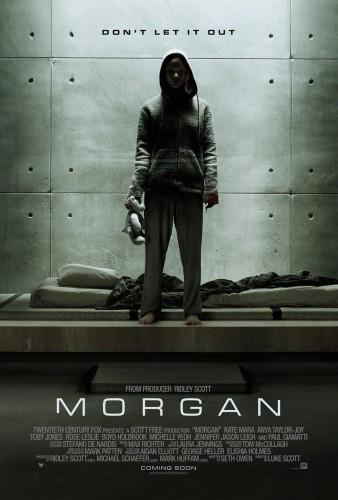 Morgan póster