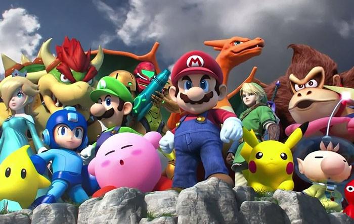 Nintendo Super Mario Pokémon