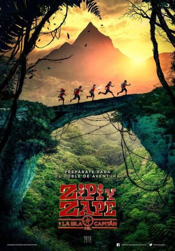 Zipi y Zape y la isla del capitán póster