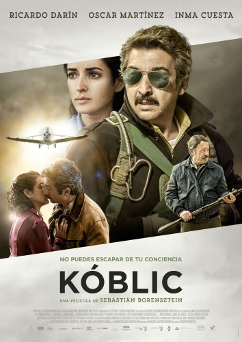 Capitán Kóblic póster
