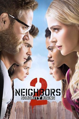 Malditos vecinos 2 póster