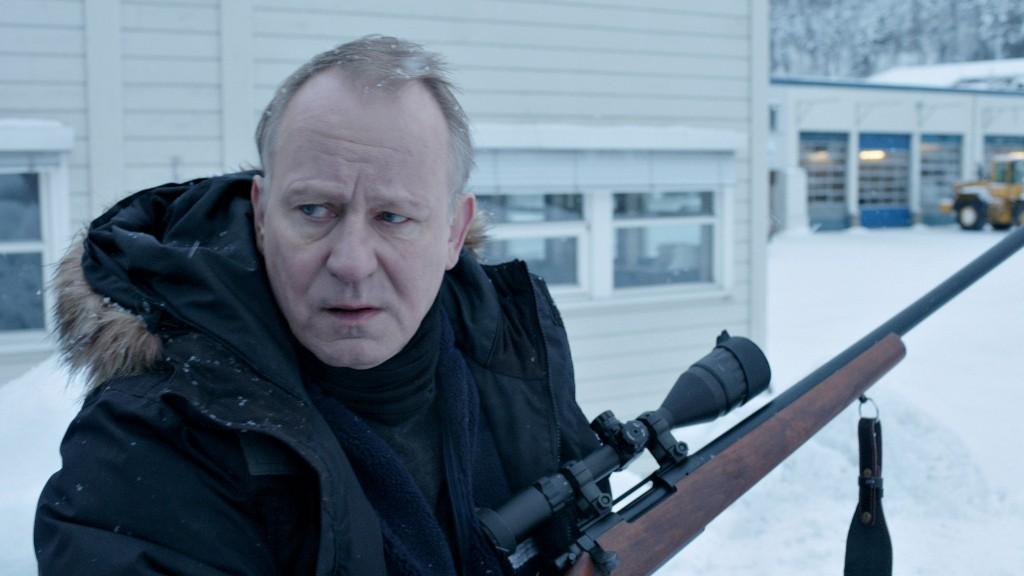 In order of disapparence: tráiler de la comedia negra noruega que transcurre (como no) en la nieve