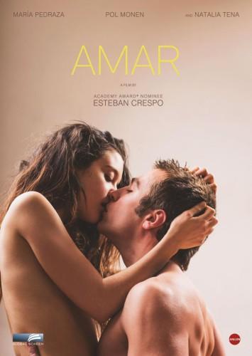 Amar póster Esteban Crespo
