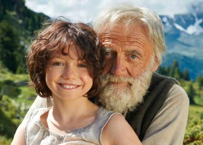 'Heidi' de Alain Gsponer – Nostalgia de infancia a la alemana