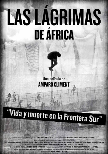 Las lágrimas de África póster