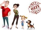 Voces de lujo para la animación infantil española 'Ozzy'