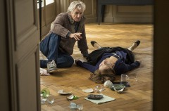 'Elle' de Paul Verhoeven con Isabelle Huppert cosecha críticas muy favorables