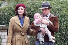 Aliados, la película que une a Brad Pitt y Marion Cotillard presenta nuevo tráiler
