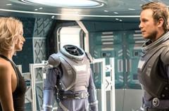 Passengers, una aventura en el espacio con Jennifer Lawrence y Chris Pratt