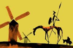 Disney adaptará 'Don Quijote' al estilo de Jack Sparrow en 'Piratas del Caribe'