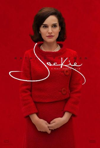 Jackie póster Natalie Portman