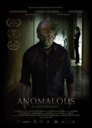 Anomalous póster