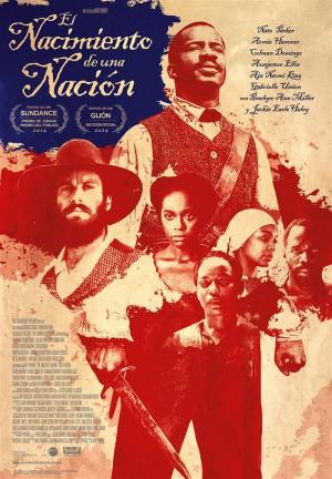 El nacimiento de una nación póster cartel