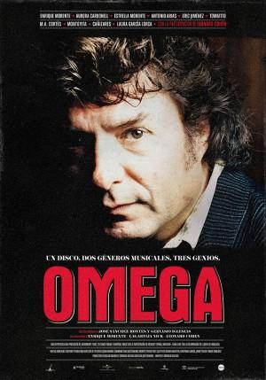 Omega póster Enrique Morente