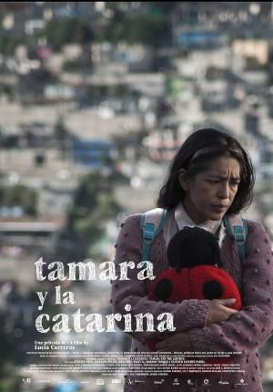 Tamara y la Catarina póster cartel