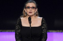 Ha fallecido Carrie Fisher: Leia Skywalker ya es parte de la Fuerza