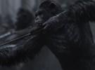 Monos contra humanos en el primer tráiler en español de 'La guerra del planeta de los simios'